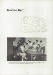 Page 8, 1955 Edition, Shadyside High School - Shadean Yearbook (Shadyside, OH) online yearbook collection