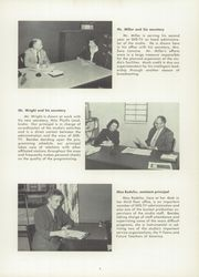 Page 11, 1956 Edition, Shadyside High School - Shadean Yearbook (Shadyside, OH) online yearbook collection