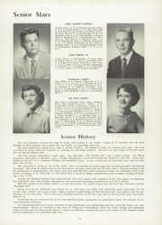Page 15, 1956 Edition, Shadyside High School - Shadean Yearbook (Shadyside, OH) online yearbook collection