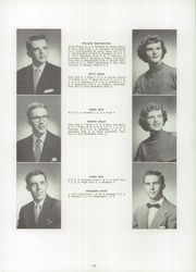 Page 16, 1956 Edition, Shadyside High School - Shadean Yearbook (Shadyside, OH) online yearbook collection