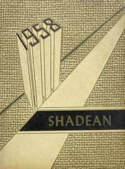 Page 1, 1958 Edition, Shadyside High School - Shadean Yearbook (Shadyside, OH) online yearbook collection