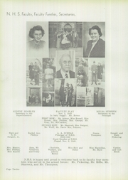 Page 16, 1946 Edition, Newcomerstown High School - Newcosean Yearbook (Newcomerstown, OH) online yearbook collection