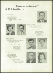 Page 11, 1954 Edition, Newcomerstown High School - Newcosean Yearbook (Newcomerstown, OH) online yearbook collection