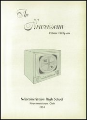 Page 5, 1954 Edition, Newcomerstown High School - Newcosean Yearbook (Newcomerstown, OH) online yearbook collection