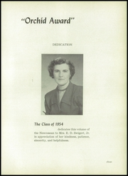 Page 7, 1954 Edition, Newcomerstown High School - Newcosean Yearbook (Newcomerstown, OH) online yearbook collection