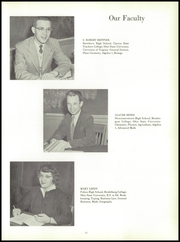 Page 15, 1956 Edition, Newcomerstown High School - Newcosean Yearbook (Newcomerstown, OH) online yearbook collection