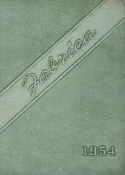 1954 Edition, Smithville High School - Fabrica Yearbook (Smithville, OH)