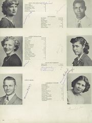 Page 16, 1953 Edition, Huntington High School - Legend Yearbook (Chillicothe, OH) online yearbook collection