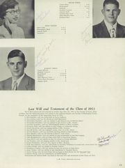 Page 17, 1953 Edition, Huntington High School - Legend Yearbook (Chillicothe, OH) online yearbook collection