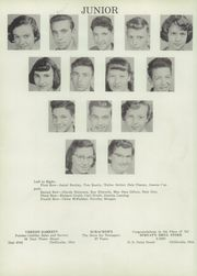 Page 24, 1954 Edition, Huntington High School - Legend Yearbook (Chillicothe, OH) online yearbook collection