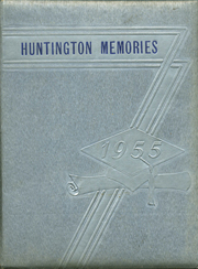 1955 Edition, Huntington High School - Legend Yearbook (Chillicothe, OH)