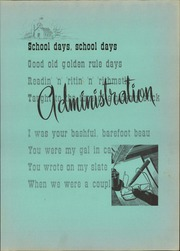 Page 9, 1952 Edition, Colonel Crawford High School - Yearbook (North Robinson, OH) online yearbook collection