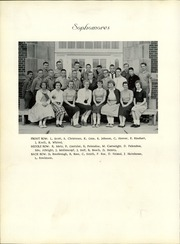 Page 34, 1959 Edition, Colonel Crawford High School - Yearbook (North Robinson, OH) online yearbook collection