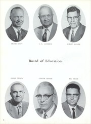 Page 10, 1961 Edition, Crooksville High School - Crux Hi Skan Yearbook (Crooksville, OH) online yearbook collection