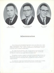 Page 11, 1961 Edition, Crooksville High School - Crux Hi Skan Yearbook (Crooksville, OH) online yearbook collection