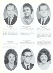 Page 16, 1961 Edition, Crooksville High School - Crux Hi Skan Yearbook (Crooksville, OH) online yearbook collection