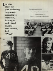 Page 12, 1972 Edition, Courter Technical High School - Pendulum Yearbook (Cincinnati, OH) online yearbook collection