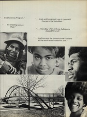 Page 17, 1972 Edition, Courter Technical High School - Pendulum Yearbook (Cincinnati, OH) online yearbook collection