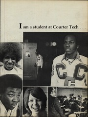 Page 7, 1972 Edition, Courter Technical High School - Pendulum Yearbook (Cincinnati, OH) online yearbook collection