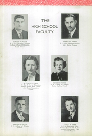 Page 10, 1939 Edition, Plymouth High School - Mayflower Yearbook (Plymouth, OH) online yearbook collection