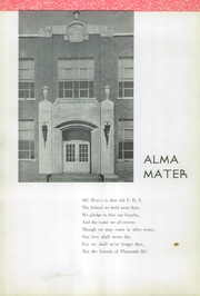Page 6, 1939 Edition, Plymouth High School - Mayflower Yearbook (Plymouth, OH) online yearbook collection