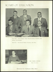 Page 10, 1952 Edition, Plymouth High School - Mayflower Yearbook (Plymouth, OH) online yearbook collection