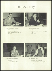 Page 11, 1952 Edition, Plymouth High School - Mayflower Yearbook (Plymouth, OH) online yearbook collection