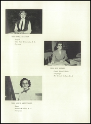 Page 13, 1952 Edition, Plymouth High School - Mayflower Yearbook (Plymouth, OH) online yearbook collection