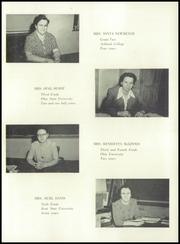 Page 15, 1952 Edition, Plymouth High School - Mayflower Yearbook (Plymouth, OH) online yearbook collection