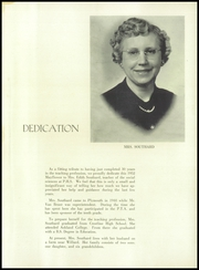 Page 7, 1952 Edition, Plymouth High School - Mayflower Yearbook (Plymouth, OH) online yearbook collection