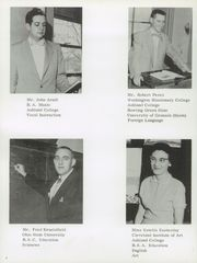 Page 12, 1959 Edition, Plymouth High School - Mayflower Yearbook (Plymouth, OH) online yearbook collection
