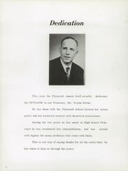 Page 6, 1959 Edition, Plymouth High School - Mayflower Yearbook (Plymouth, OH) online yearbook collection