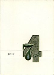 1974 Edition, Elmwood High School - Royale Yearbook (Bloomdale, OH)
