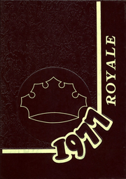 1977 Edition, Elmwood High School - Royale Yearbook (Bloomdale, OH)