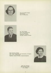 Page 10, 1954 Edition, Bethel High School - Bee Yearbook (Tipp City, OH) online yearbook collection