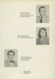 Page 11, 1954 Edition, Bethel High School - Bee Yearbook (Tipp City, OH) online yearbook collection