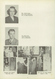 Page 12, 1954 Edition, Bethel High School - Bee Yearbook (Tipp City, OH) online yearbook collection