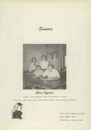 Page 13, 1954 Edition, Bethel High School - Bee Yearbook (Tipp City, OH) online yearbook collection