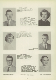 Page 15, 1954 Edition, Bethel High School - Bee Yearbook (Tipp City, OH) online yearbook collection