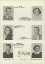 Page 16, 1954 Edition, Bethel High School - Bee Yearbook (Tipp City, OH) online yearbook collection