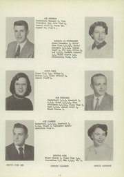 Page 17, 1954 Edition, Bethel High School - Bee Yearbook (Tipp City, OH) online yearbook collection