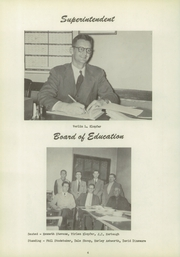 Page 8, 1954 Edition, Bethel High School - Bee Yearbook (Tipp City, OH) online yearbook collection