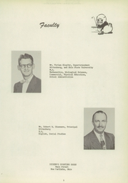 Page 9, 1954 Edition, Bethel High School - Bee Yearbook (Tipp City, OH) online yearbook collection