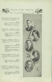 Page 13, 1926 Edition, Leetonia High School - Lehiscan Yearbook (Leetonia, OH) online yearbook collection