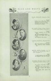 Page 14, 1926 Edition, Leetonia High School - Lehiscan Yearbook (Leetonia, OH) online yearbook collection