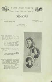 Page 9, 1926 Edition, Leetonia High School - Lehiscan Yearbook (Leetonia, OH) online yearbook collection