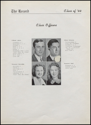Page 11, 1944 Edition, Leetonia High School - Lehiscan Yearbook (Leetonia, OH) online yearbook collection