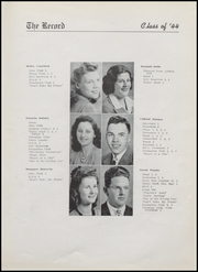 Page 15, 1944 Edition, Leetonia High School - Lehiscan Yearbook (Leetonia, OH) online yearbook collection