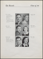 Page 17, 1944 Edition, Leetonia High School - Lehiscan Yearbook (Leetonia, OH) online yearbook collection
