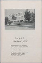 Page 11, 1947 Edition, Leetonia High School - Lehiscan Yearbook (Leetonia, OH) online yearbook collection